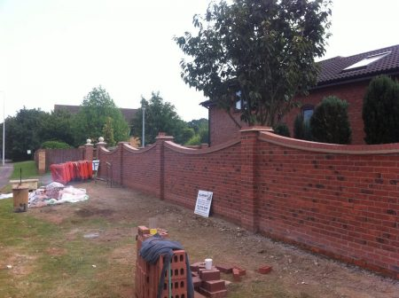 Brickwork image 1