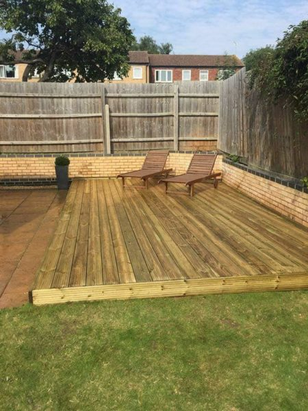 Decking and patios picture 1