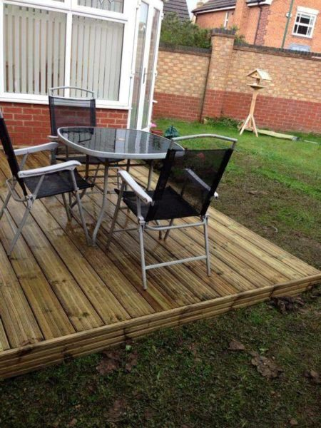 Decking and patios picture 5