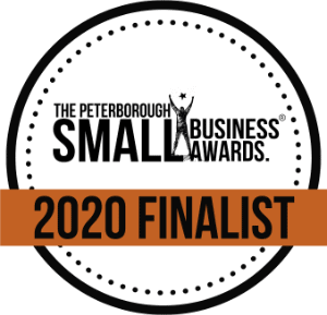The peterborough small business awards 2020 finalist