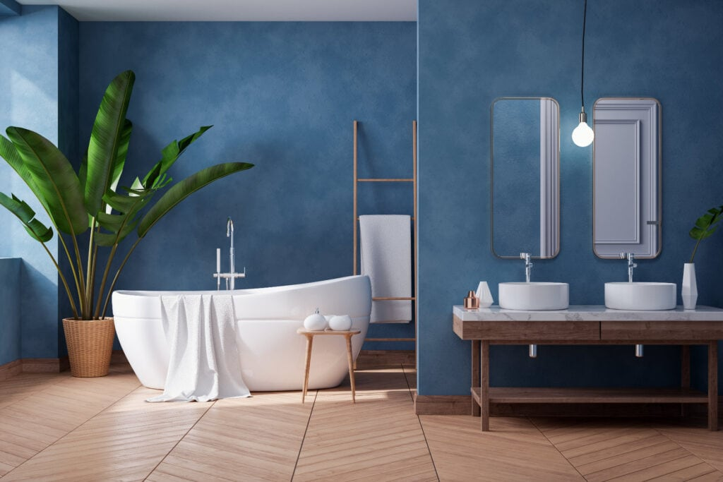 The Most Popular Colour For Your Bathroom