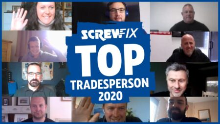 Screwfix Top Tradesperson 2020 Finalists allbright property maintenance peterborough