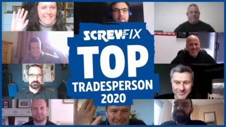 Screwfix Top Tradesperson 2020 Finalists allbright property maintenance peterborough