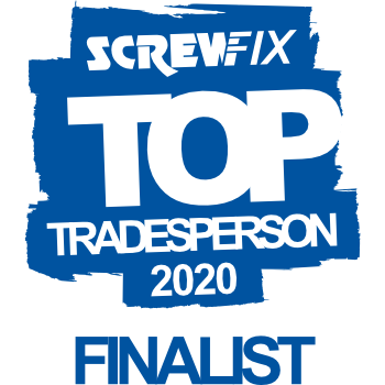 Screwfix top tradesperson 2020 finalist