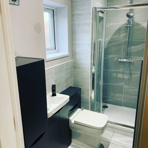 Allbright Property Maintenance One Size Does Not Fit All fitted bathrooms