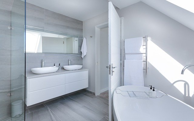 Why Choose Allbright Property Maintenance for fitted bathrooms