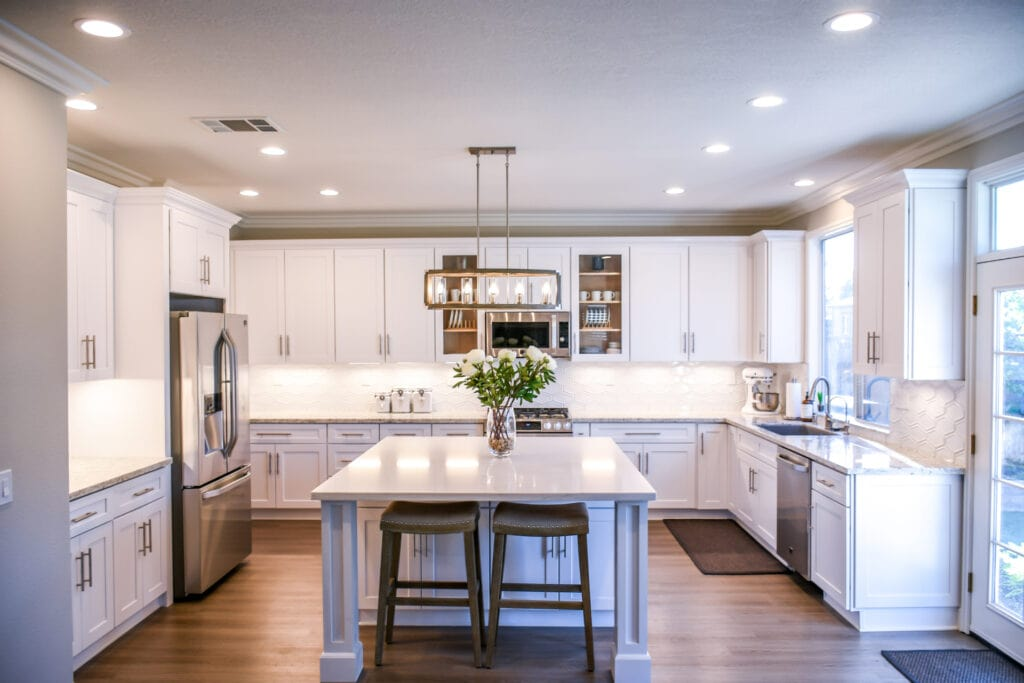 The Perfect Kitchen For The No-Fuss Professional