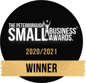 The peterborough small business awards 2020-2021 finalist